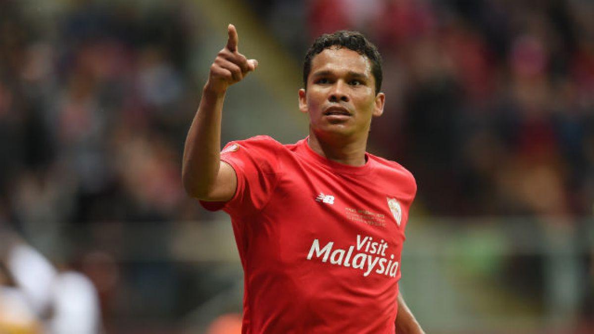 Carlos Bacca: El crack colombiano llega a Chile como campeón de la Europa League