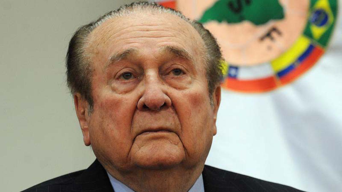 La respuesta de Nicolás Leoz por el escándalo de corrupción en la FIFA