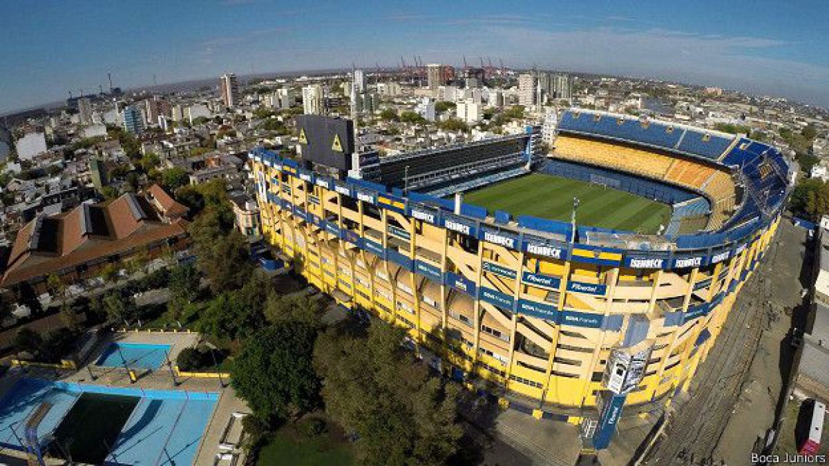 Conmebol reduce a la mitad castigos a Boca por incidentes en la Libertadores