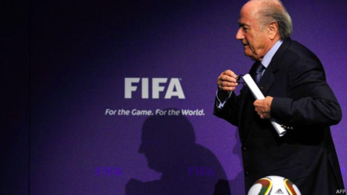 Nueva Zelanda afirma que Blatter ya no es bienvenido en Mundial Sub-20