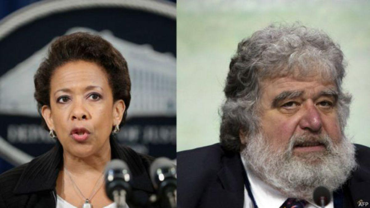 Loretta Lynch y Chuck Blazer: la fiscal y el doble agente que pusieron en jaque a la FIFA