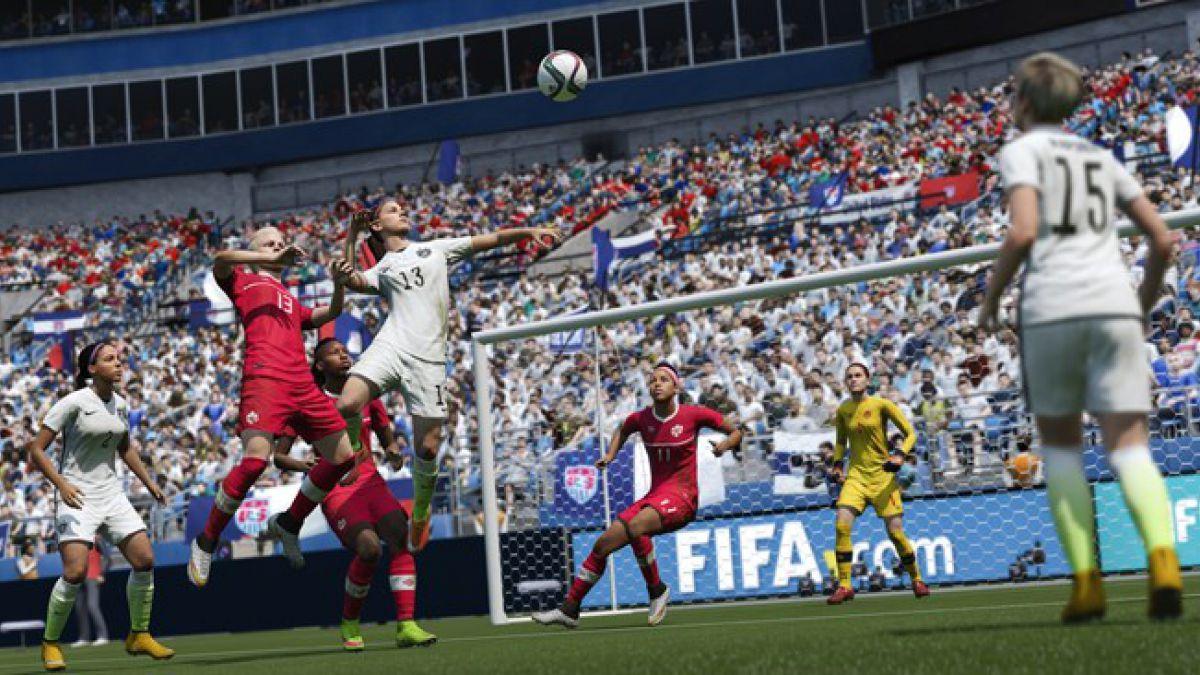 [TRAILER] FIFA 16 incluirá 12 selecciones nacionales femeninas