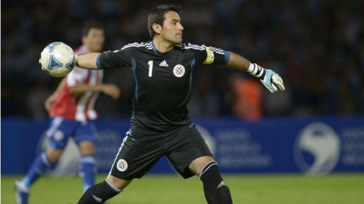 DT de Paraguay entregó nómina de 23 en la que destaca el meta Justo Villar