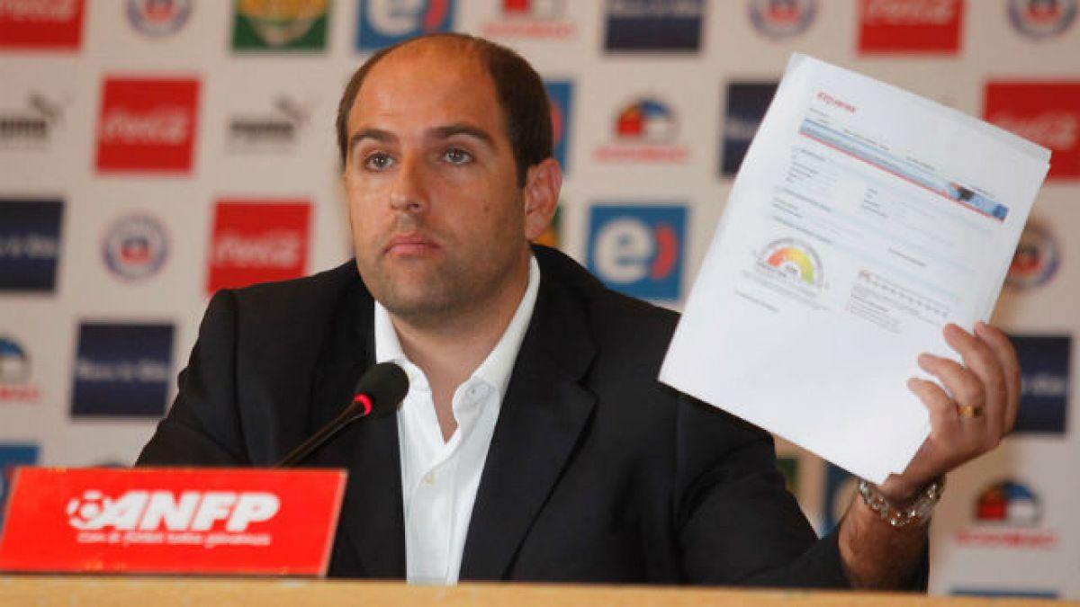 ANFP dio a conocer nuevos documentos respecto a dineros por Copa América