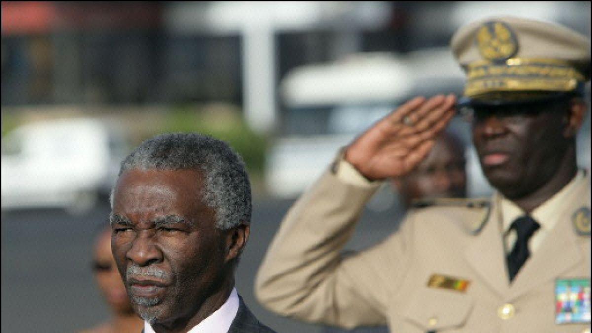 Ex presidente de Sudáfrica niega pagos de sobornos a FIFA para obtener Mundial 2010