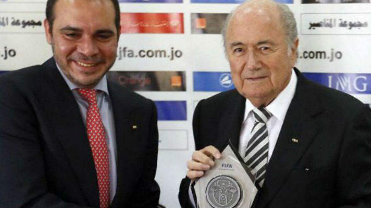 Alí Bin Al Hussein, el príncipe jordano que desafía el reinado de Blatter en la FIFA