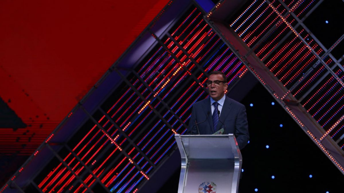Napout, un paraguayo en la cima del fútbol mundial
