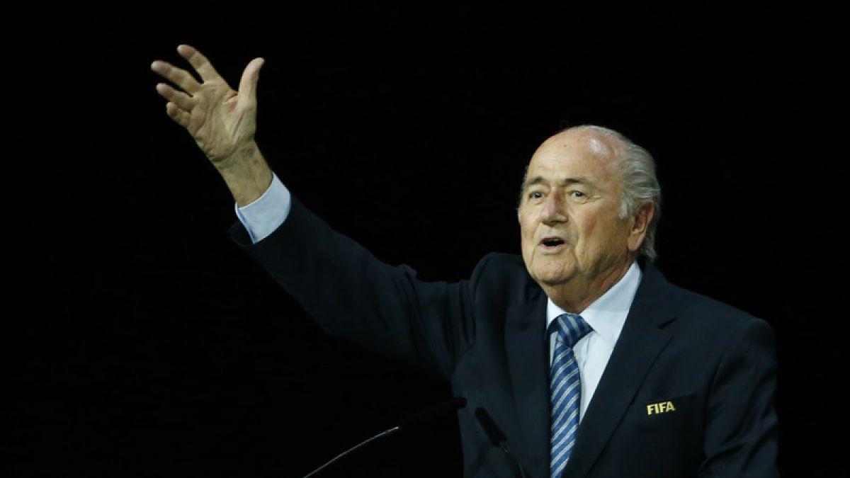 Joseph Blatter: Asumo la responsabilidad de recuperar la imagen de la FIFA