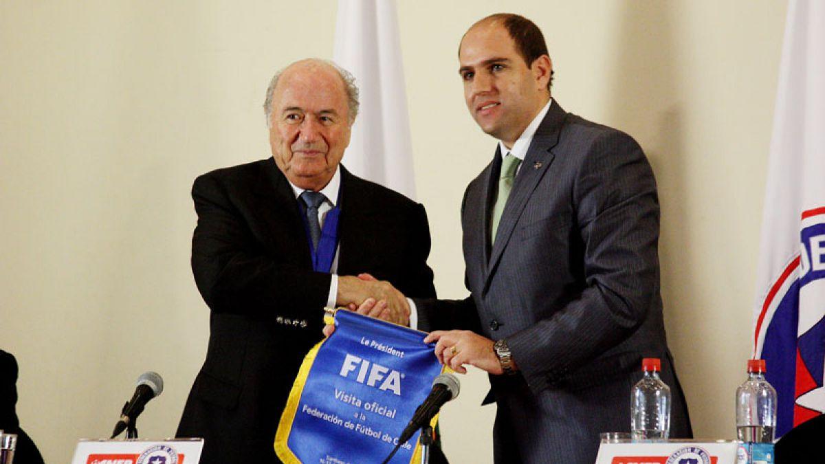 El lado bueno del presidente de la FIFA Sepp Blatter