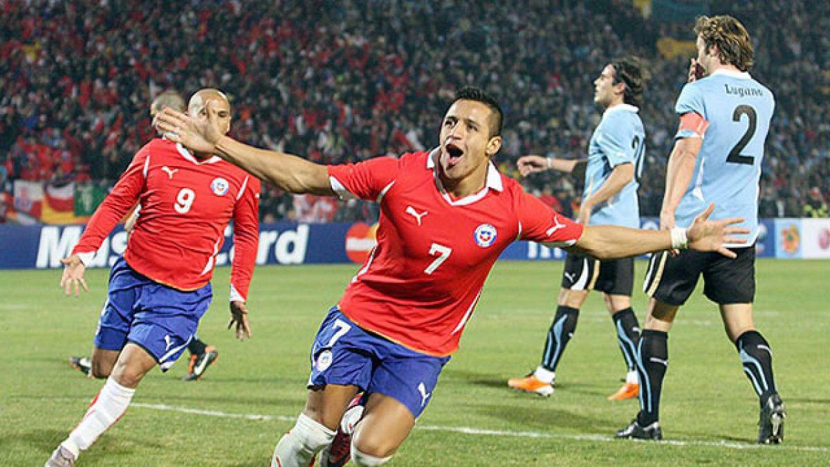Chile es la 5° Selección más cara de Copa América y su jugador más valioso es Alexis