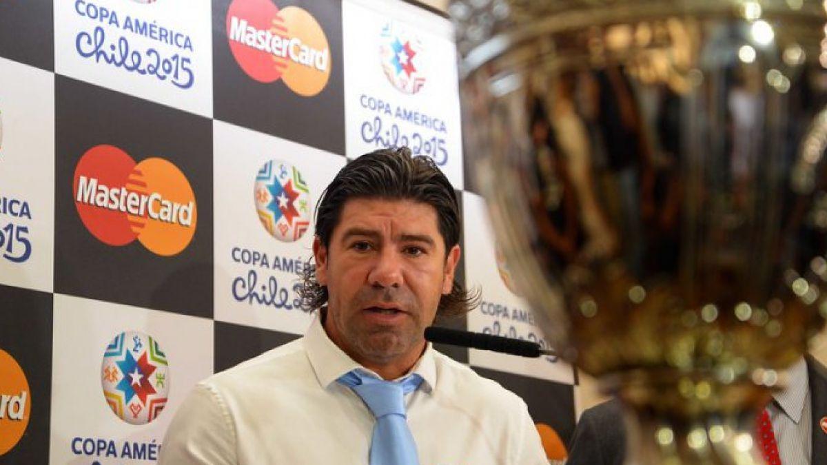 La razón de la ausencia de Salas del spot de jugadores históricos de Chile