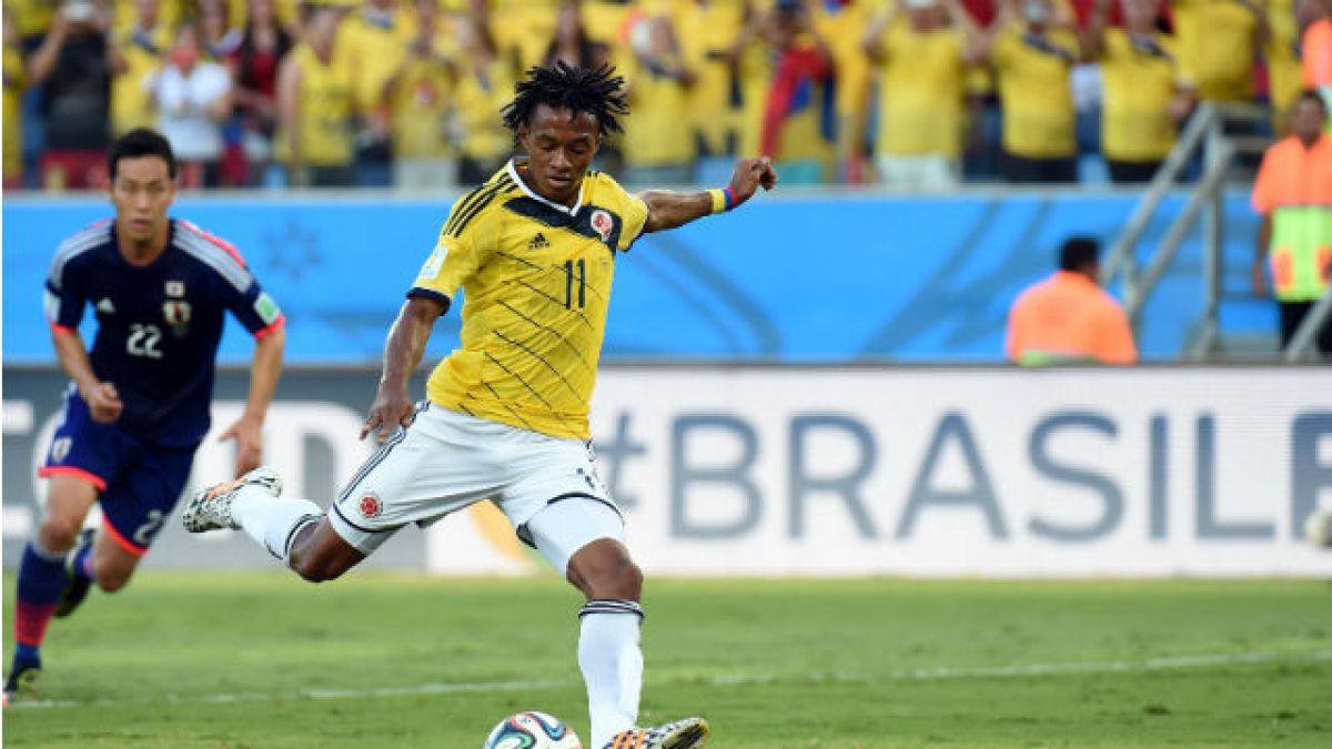 Buenas noticias para Colombia: Juan Cuadrado podrá jugar la Copa América