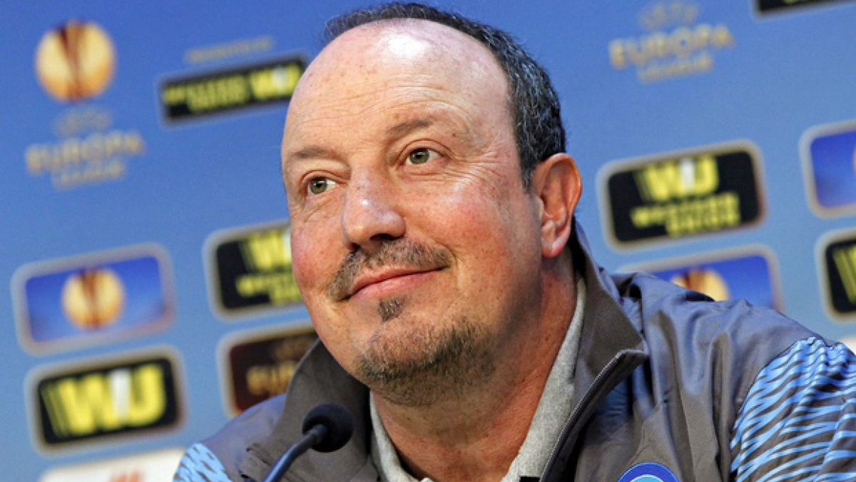 Directivo del Real Madrid confirma, por accidente, la llegada de Rafa Benítez