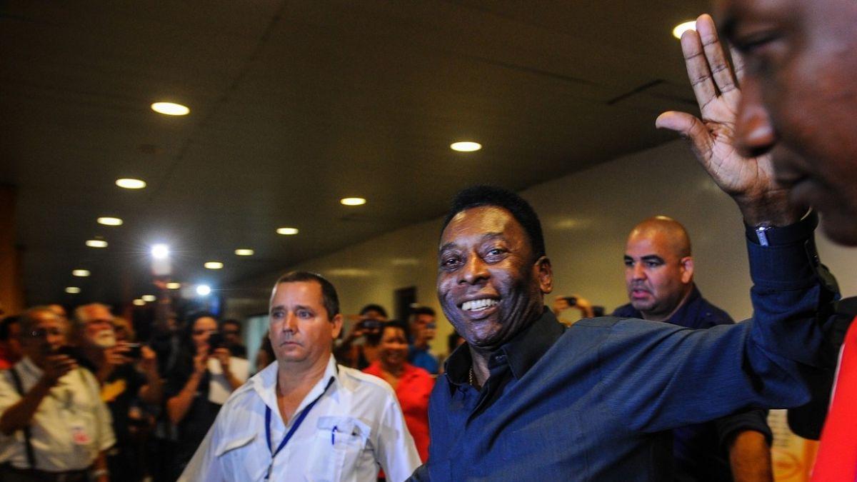 Pelé, Carmelo Anthony y Raúl llegan a Cuba para ser parte de histórico partido
