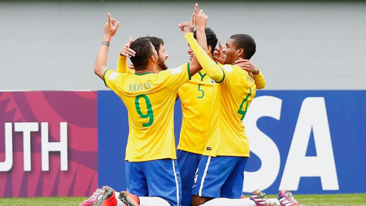 Brasil, Honduras y Alemania ganan con fiesta de goles en el Mundial Sub-20
