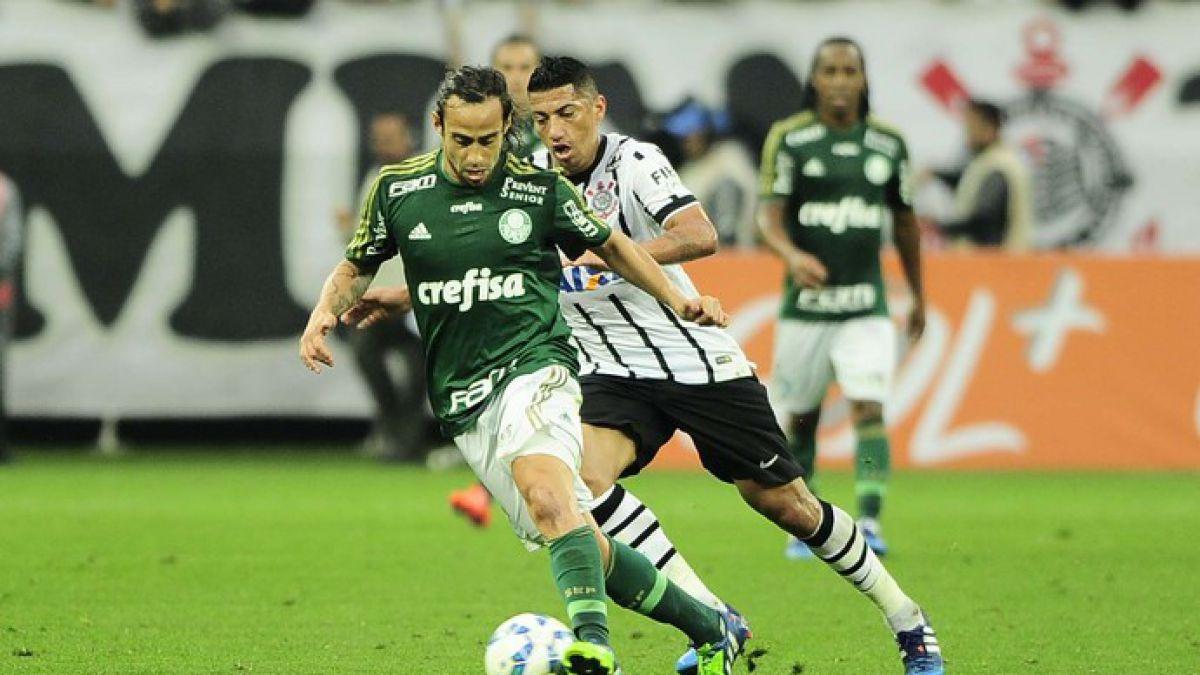 Valdivia adelanta su adiós a Palmeiras: Creo que fue la despedida