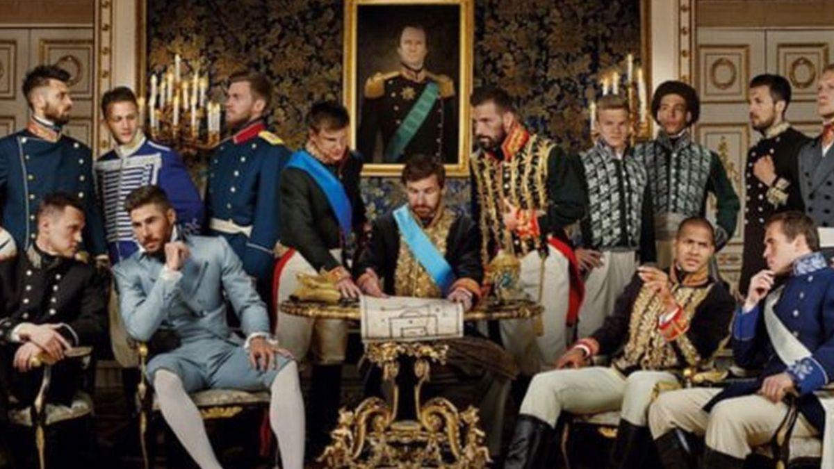 Zenit de San Petersburgo: ¿Es esta la foto de celebración más extraña del fútbol?