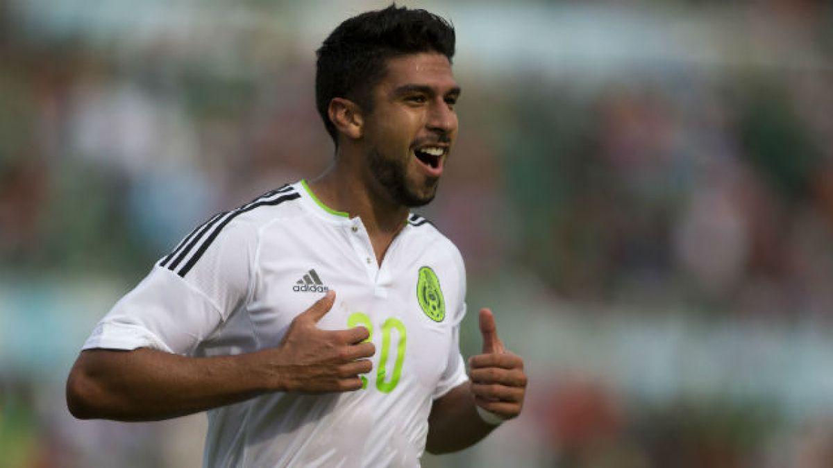 México goleó a Guatemala en amistoso previo a la Copa América