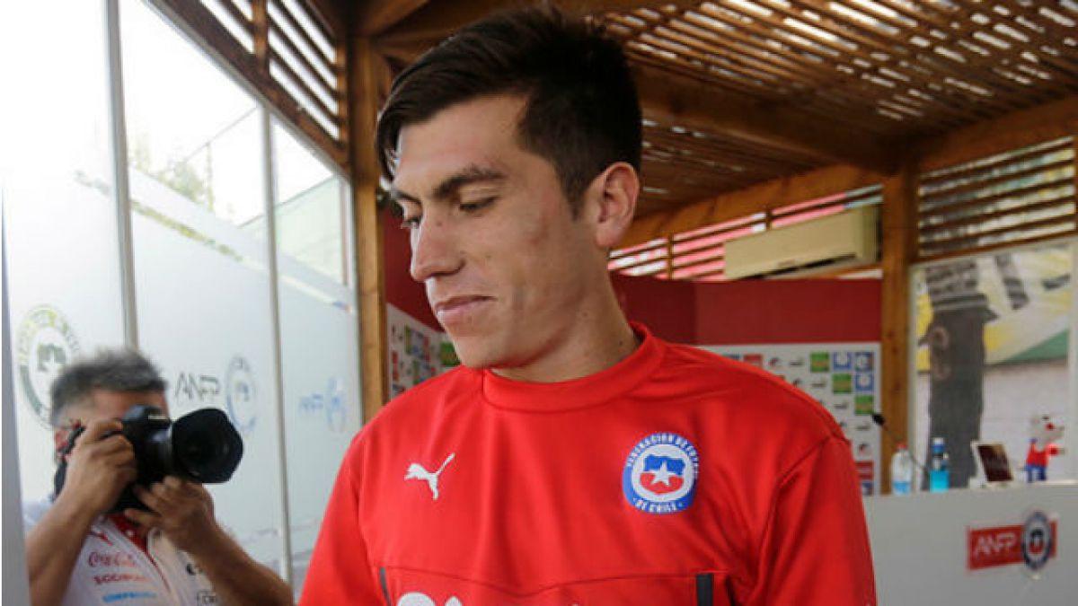 Juan Cornejo asegura que volverá a la Roja y respeta decisión de Sampaoli
