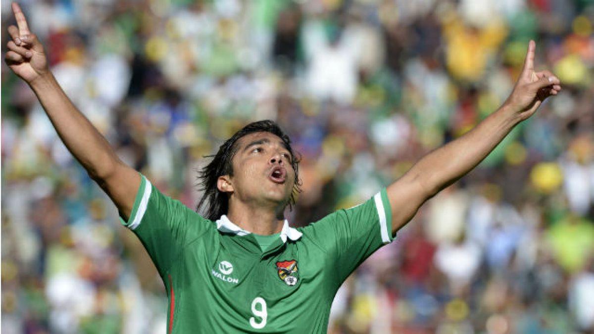 Capitán Raldés y goleador Marcelo Martins comandan nómina definitiva de Bolivia