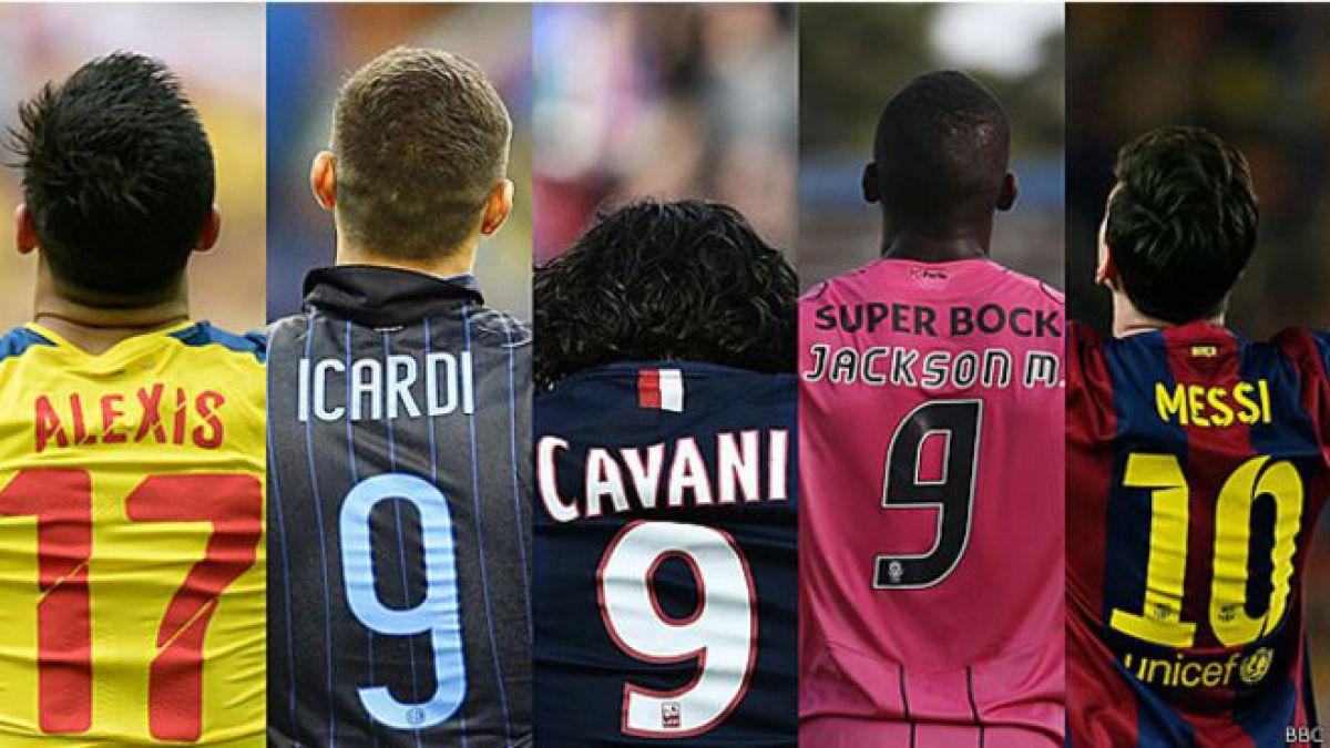 El anhelo de Europa por los reyes del gol sudamericano