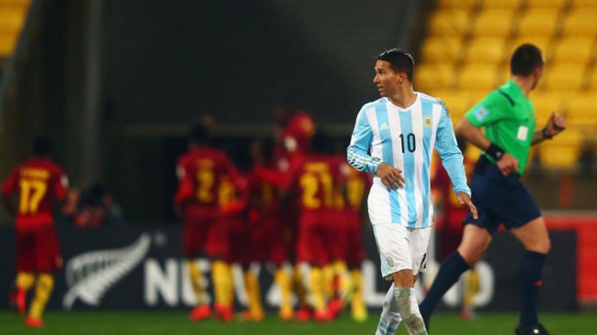 Mundial Sub 20: Estados Unidos sonríe y Argentina preocupa