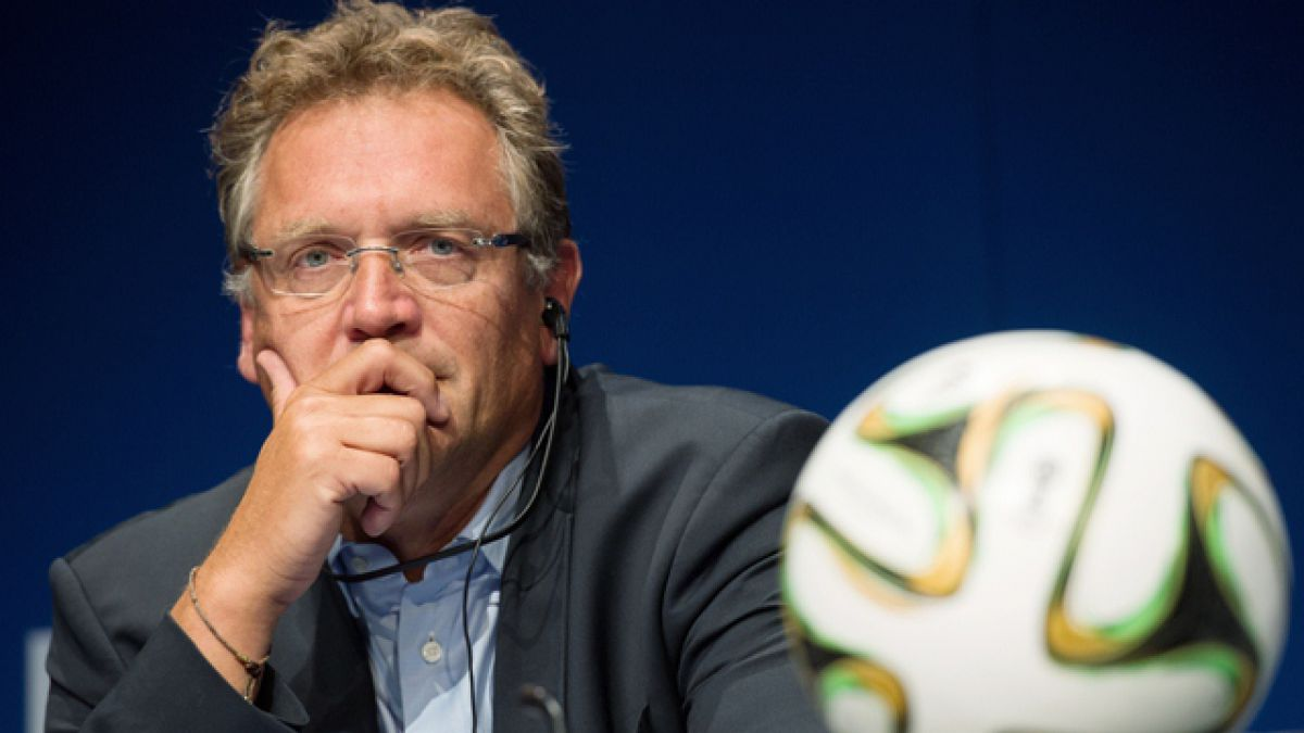 La FIFA despide a su secretario general Jerome Valcke