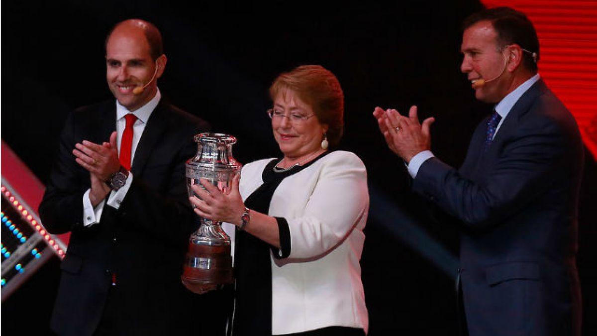 Presidenta Bachelet confirmó su asistencia a la inauguración de la Copa América