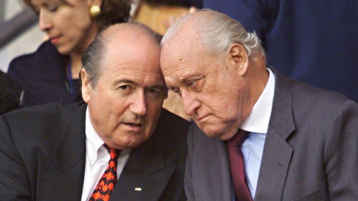 Todos los escándalos de la era Blatter al frente de la FIFA