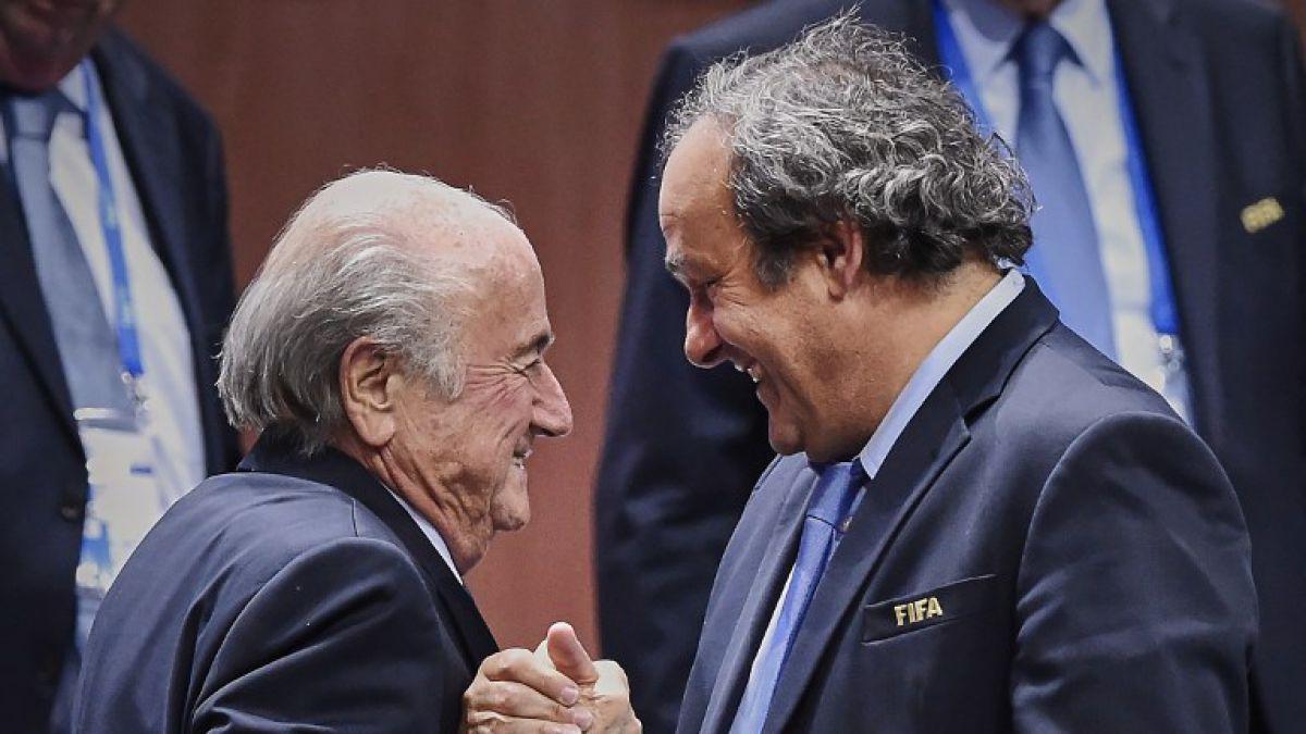 Michel Platini: el gran enemigo de Blatter que logró su caída
