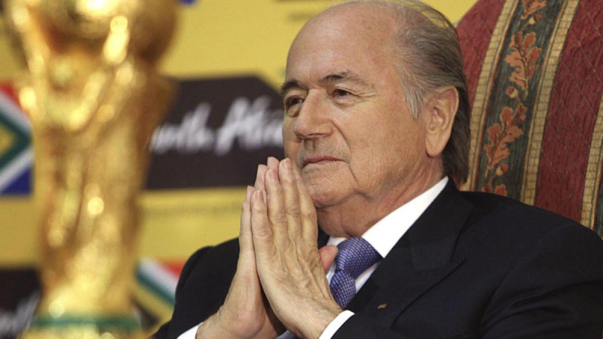 Blatter y Platini quedan suspendidos por ocho años de toda actividad en el fútbol