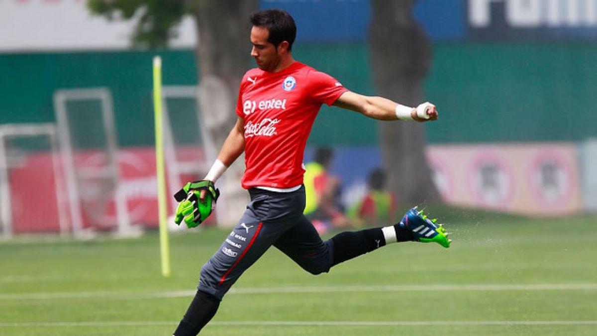 Claudio Bravo le quita presión a Alexis Sánchez y califica de vital choque ante Ecuador