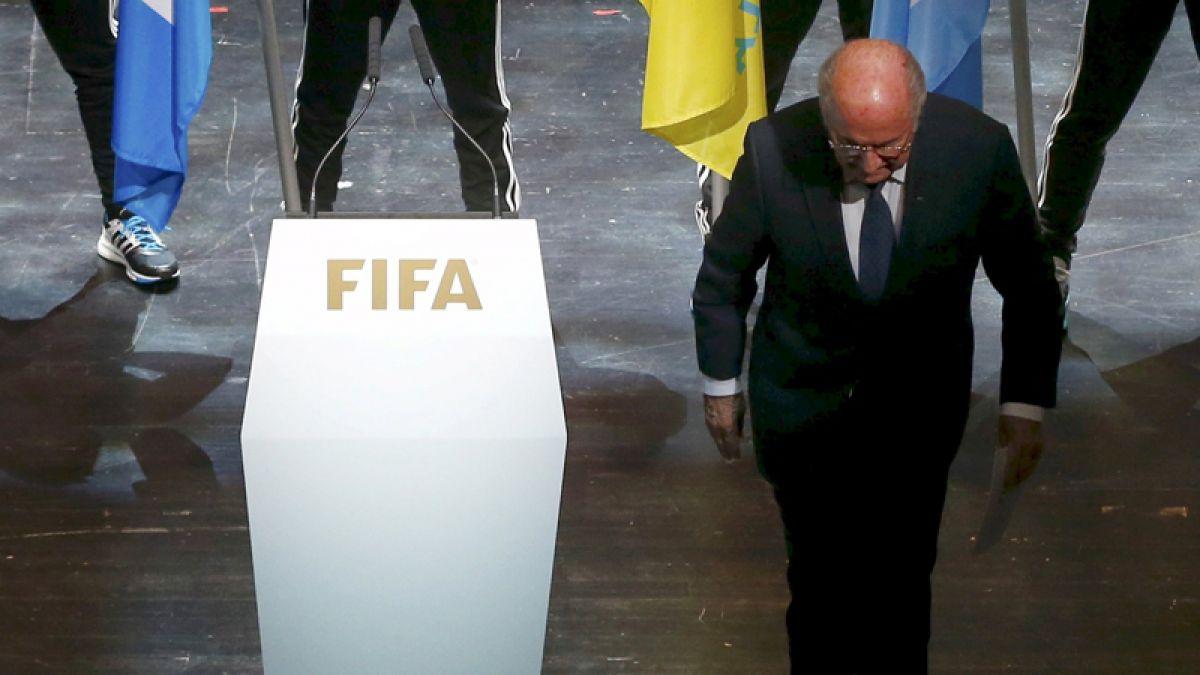 Lo que viene ahora en la FIFA tras la renuncia de Joseph Blatter