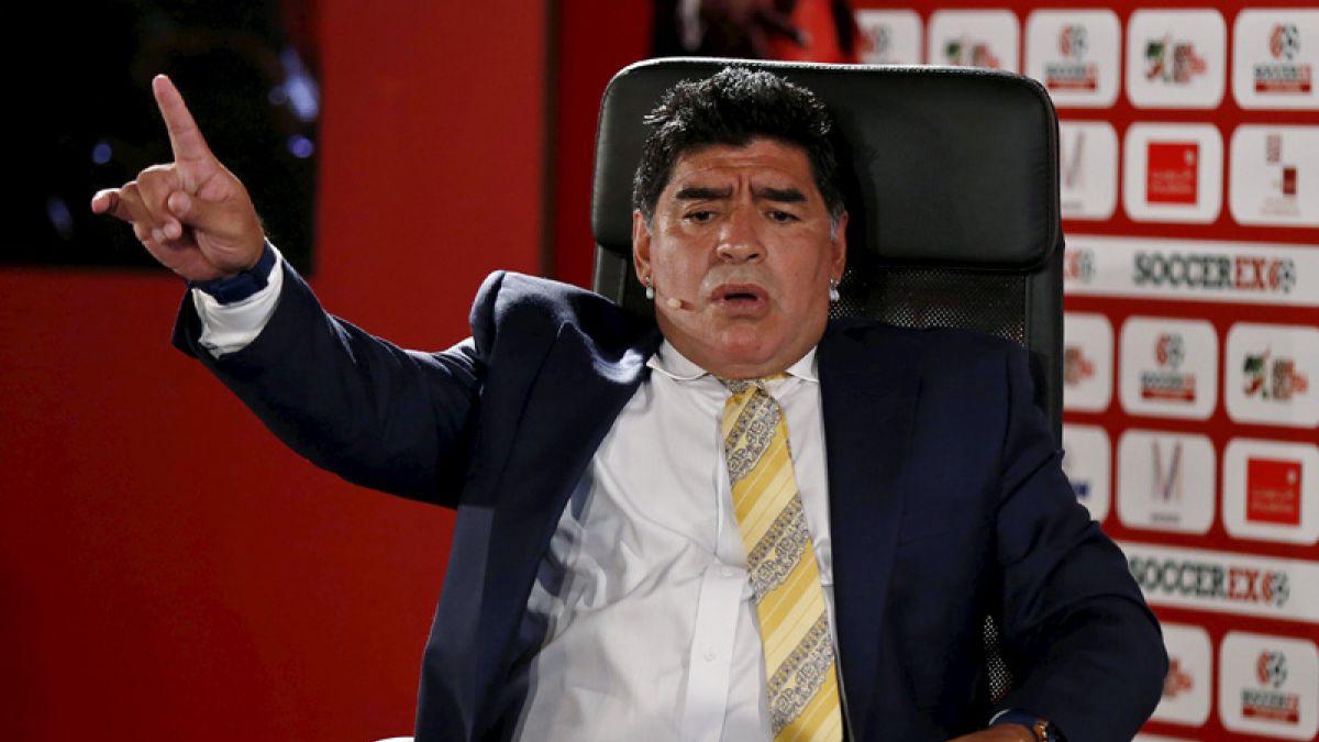 Padre de Diego Maradona se encuentra en estado crítico y en coma inducido