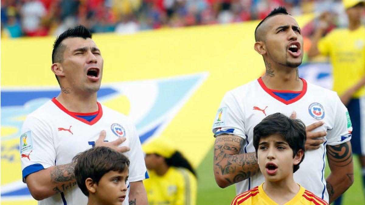 [VIDEO] Siente junto a nosotros toda la pasión de la Roja en esta Copa América