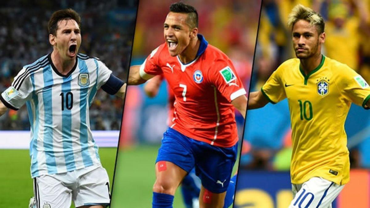 [Interactivo] Copa América: Estos son los rendimientos históricos de todas las selecciones