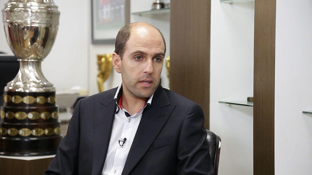 Sergio Jadue conversa con T13: No tengo por qué dar un paso al costado