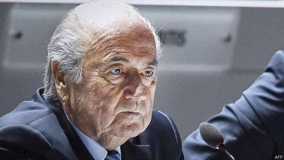 Blatter cancela su viaje a final de Mundial Sub-20 en Nueva Zelanda