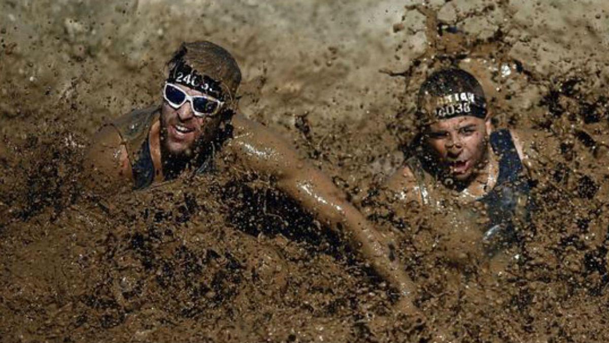 [VIDEO] Conoce la Spartan Race, la carrera de obstáculos más salvaje del mundo