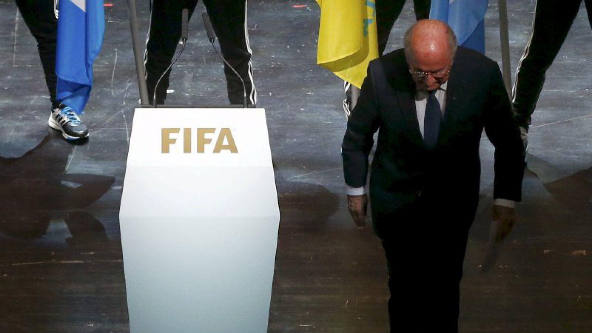 Interpol también rechaza dinero de la FIFA