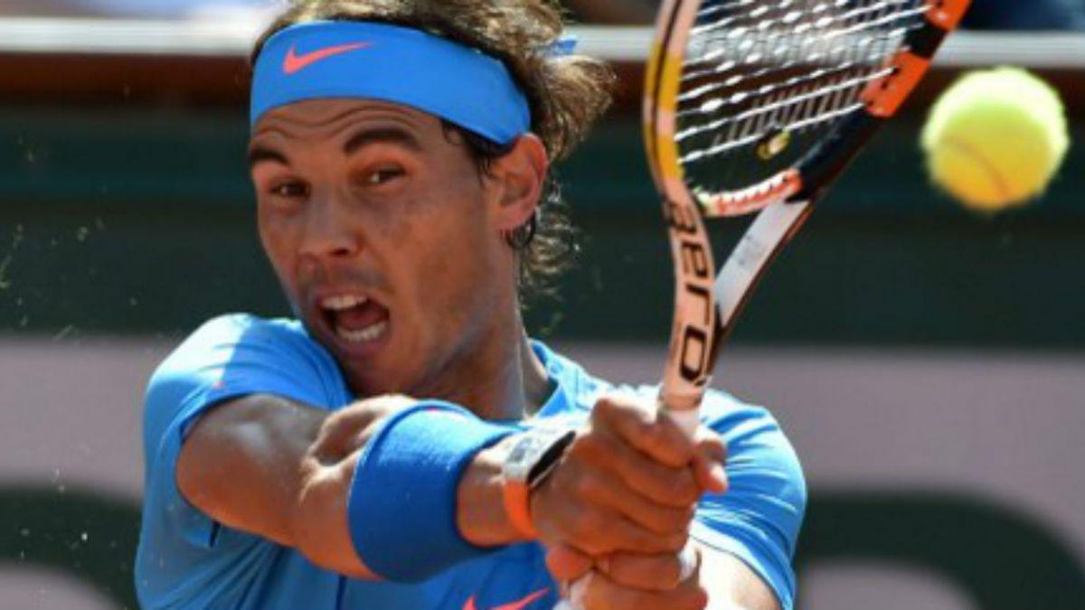 Rafael Nadal luce un lujoso reloj de US$ 775.000 en el torneo de Roland Garros