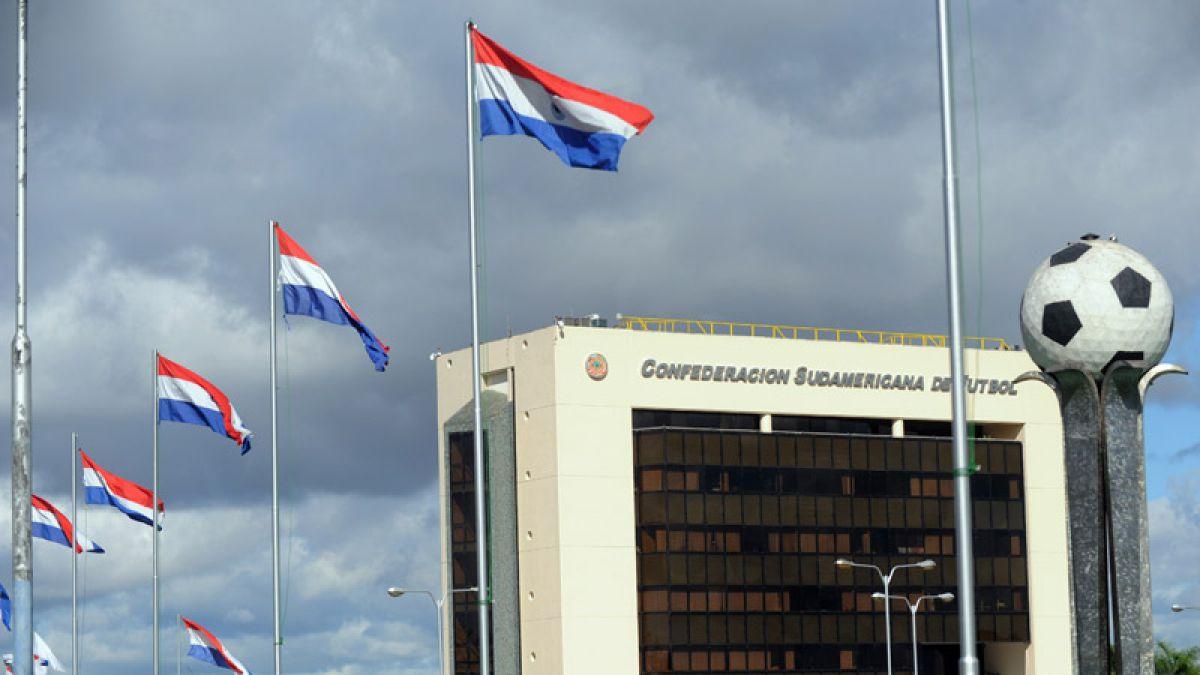 Cámara de Diputados de Paraguay aprueba retirar inmunidad de la Conmebol