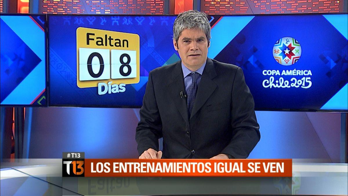 [VIDEO] Juan Cristóbal Guarello critica cierre de calles aledañas a Juan Pinto Durán