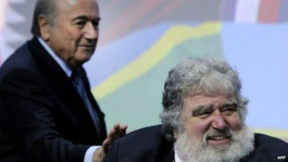 Así se produjeron los sobornos en la FIFA