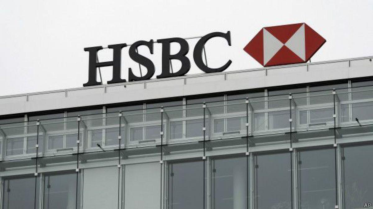 Banco HSBC suprime 50.000 empleos y renuncia a Brasil tras ser golpeado por escándalos