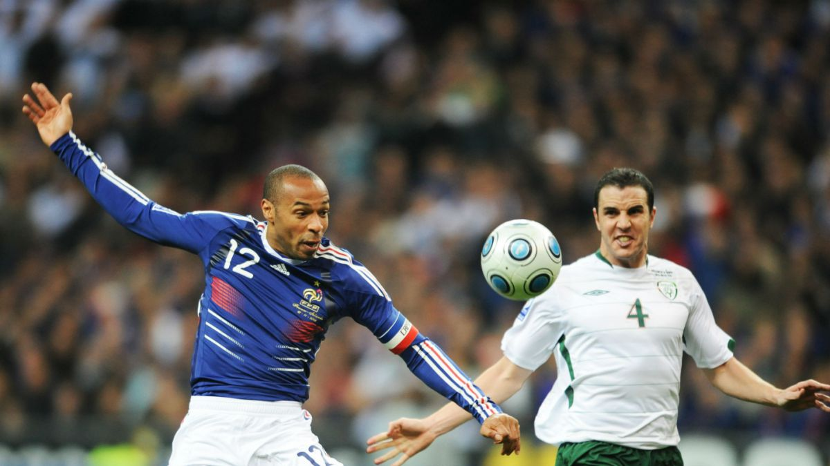 FIFA pagó a Irlanda para que no reclamara por polémico gol