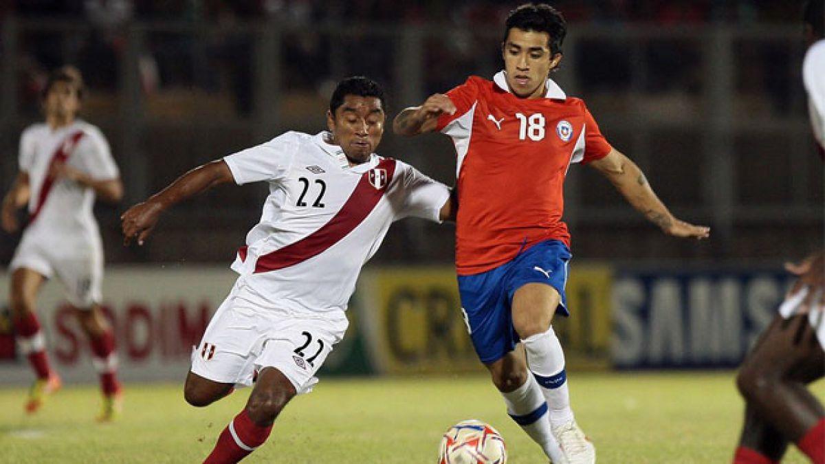 Primera baja: Delantero Edson Puch es descartado para la Copa América