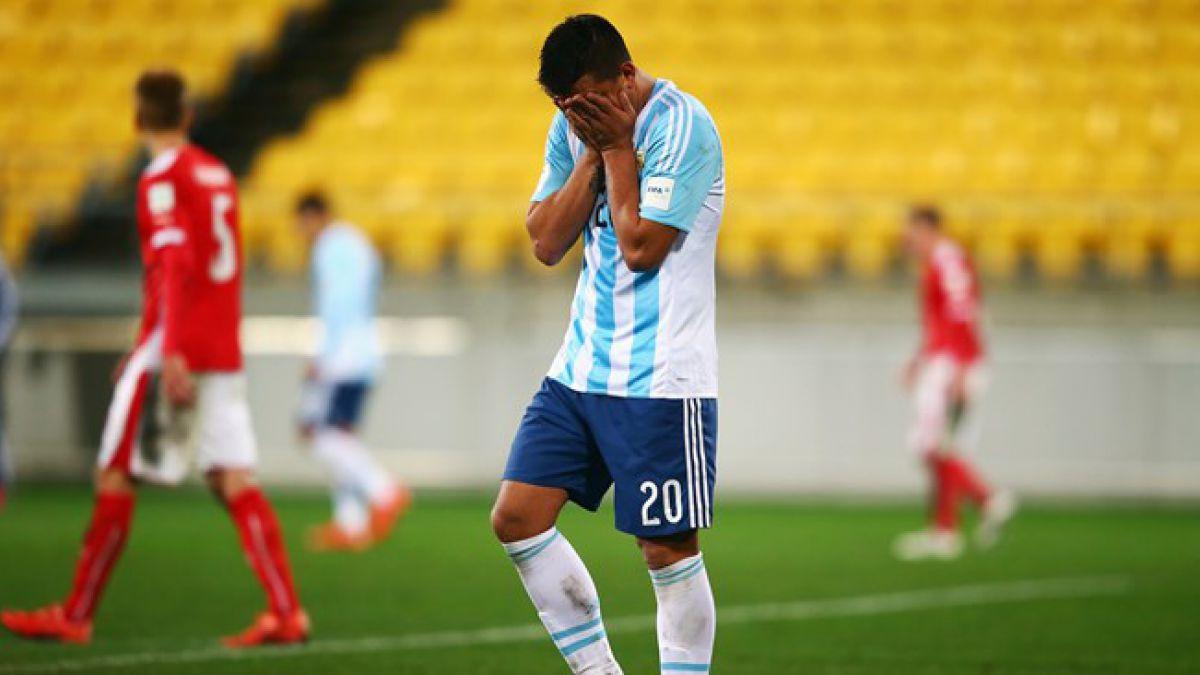 Mundial Sub 20: Argentina eliminada; Ucrania, Ghana y Austria pasan a octavos
