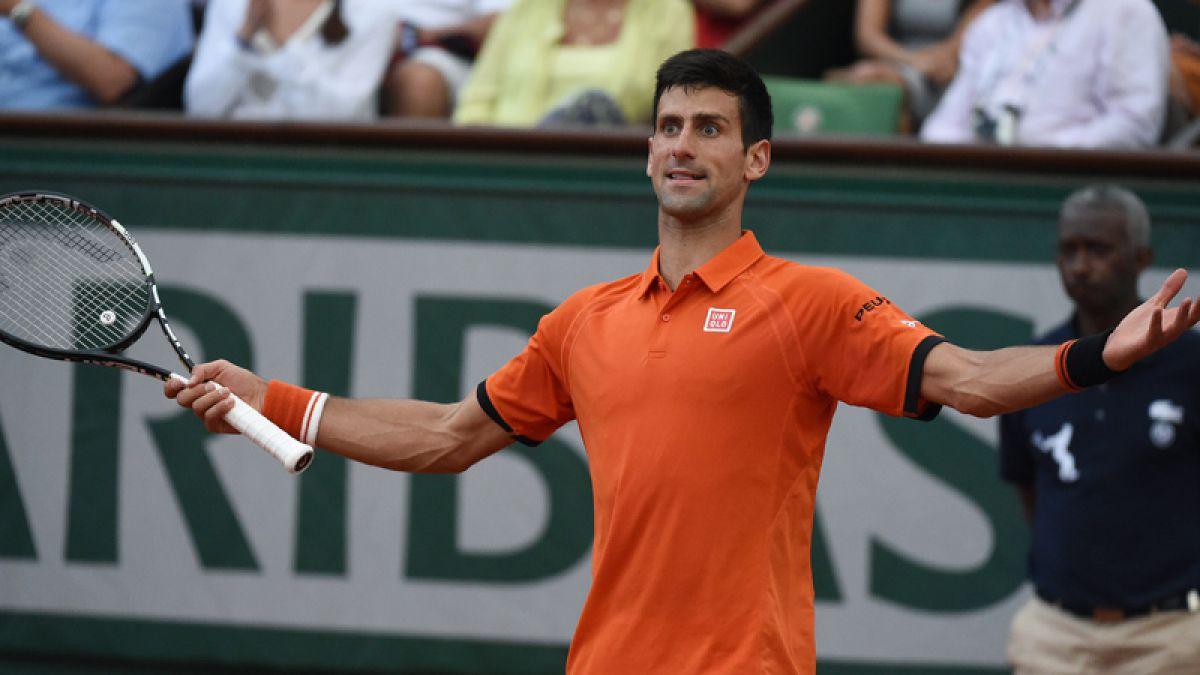 Este sábado se reanuda el suspendido partido entre Djokovic y Murray
