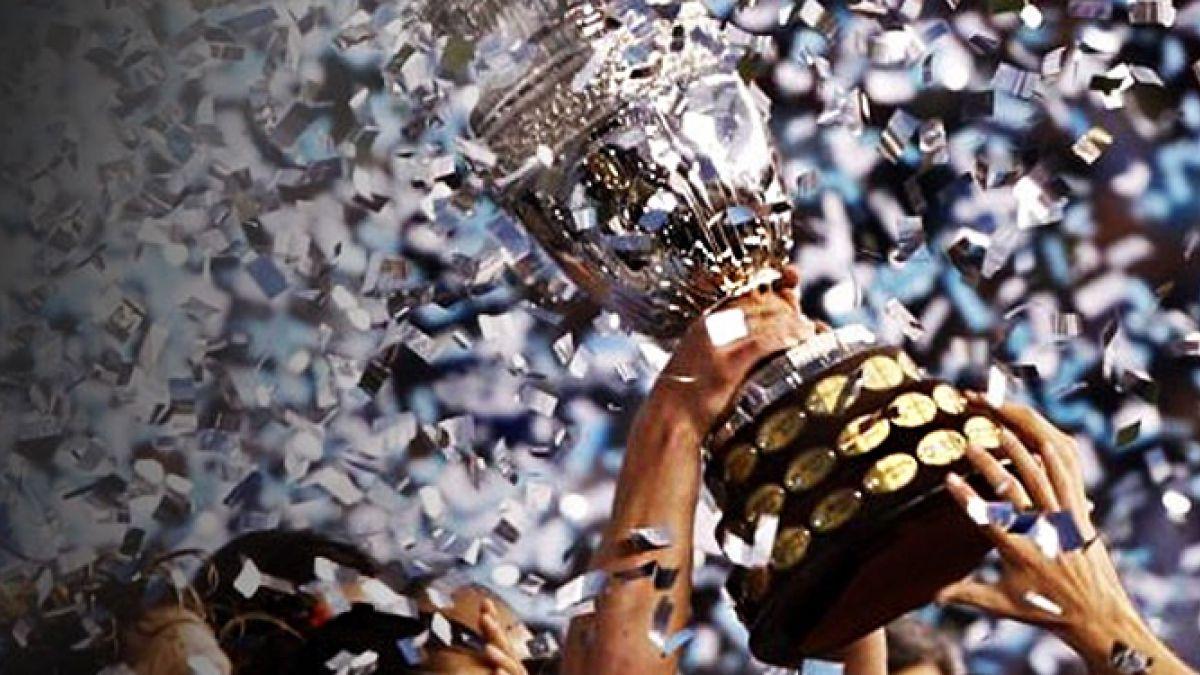 Todos los podios en las 43 ediciones de la Copa América